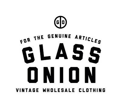 Glass Onion Vintage Ltd
