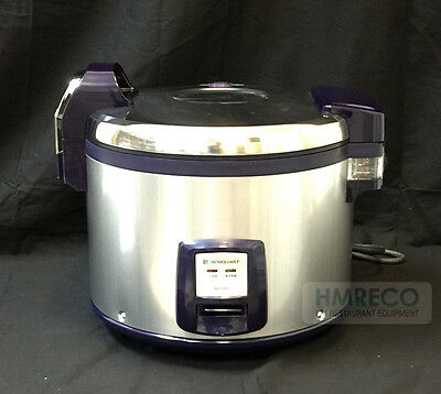 Thunder Group Cuckoo Sej3201 Electric Commercial Rice Cookerwarmer 30 Cup - Nsf
