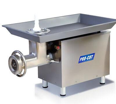Procut Kg-32-mp Meat Grinder 3 Hp 32 220v 1-ph By Tor-rey