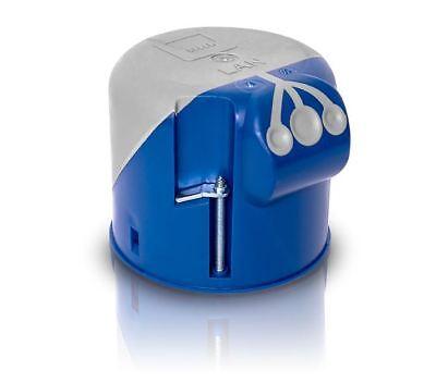 Hohlwanddose speziell für Netzwerk / LAN Datendose zur einfachen Montage E5100