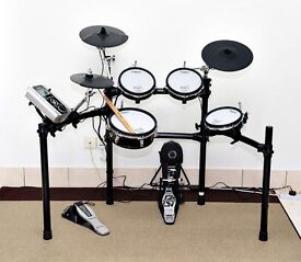 Drum Kit - Roland TD9KX electronic drum kit £800