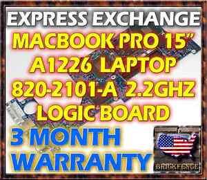 EXCHANGE-SERVICE-MACBOOK-PRO-15-A1226-820-2101-A-2-2GHZ-LOGIC-BOARD-661-4955