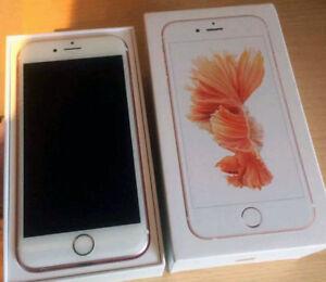 iPhone 6S Rose 64go avec Apple Care