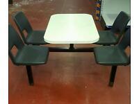 Cafe modular seating