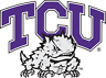 TCU Horned Frogs NCAA Color Die-Cut Decal / Sticker *Free Shipping