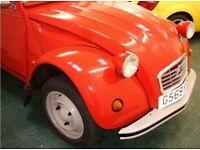 2CV Citroen Special in beautiful restored condition