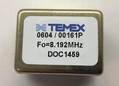 Doc1459-8.192mhz Fo8.192mhz Doc1459 Temex Vcocxo Oscillator