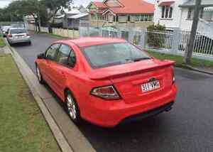 2011 Ford Falcon Sedan **12 MONTH WARRANTY** Coopers Plains Brisbane South West Preview