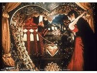 Secret Cinema Moulin Rouge tickets March 11th
