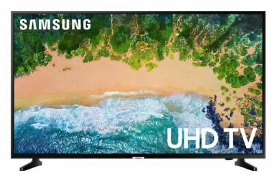 Smart TV 55 Inch Samsung 4K Home Work Office Ultra HD LED HDR Best New