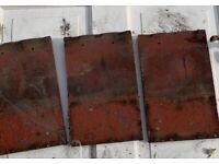 Reclaimed rosemary tiles