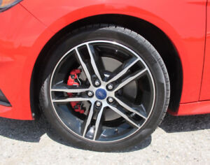 "2017 Ford Focus ST 18"" Rims ONLY"
