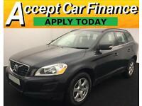 Volvo XC60 2.0D D4 ( 163bhp ) Nav Geartronic 2013MY SE FROM £67 PER WEEK !