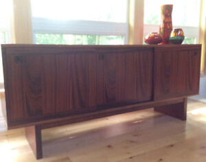 Rare Rosewood Sideboard/Buffet - mid century