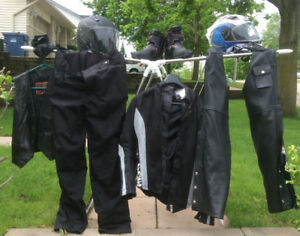 Motorcycle Gear! Planning to Ride! Do it in Style!