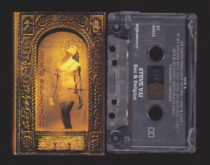 Cassette - (Steve) Vai -  Sex and Religion