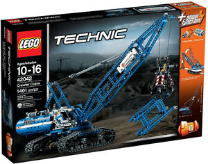 LEGO Technic 42042 - Crawler Crane - Brand New Sealed Kitchener / Waterloo Kitchener Area image 1
