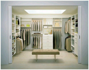 Cabinets, Closets, Design & Installation Services