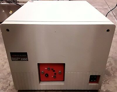 Perkin Elmer Lc235c Diode Array Detector