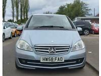 2008 Mercedes-Benz A-CLASS 2.0 A160 CDI CLASSIC SE 5d 81 BHP Hatchback Diesel Au
