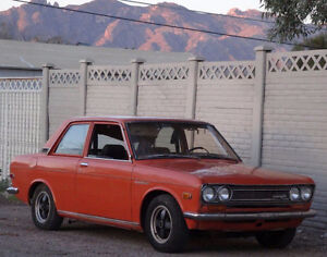WTB Doors for Datsun 510 Coupe
