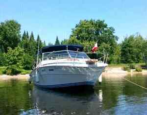 30ft Searay and trailer