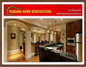 NIAGARA   HOME   RENOVATIONS