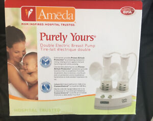 Amenda Purely Yours Double Electric Breast Pump