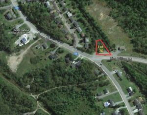 Lot for Sale, Saint John West near Spruce Lake