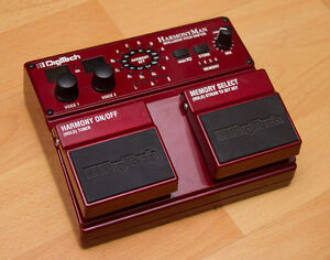 DigiTech Harmony Man Octaver/PitchShifter Made in USA