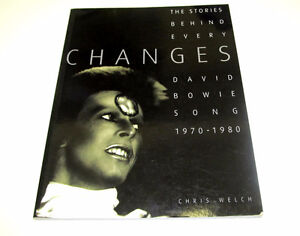 DAVID BOWIE - Changes BOOK