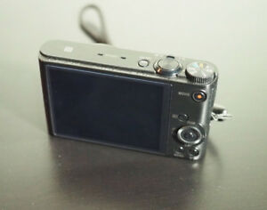 SONY DSC WX350 Point-and-shoot Digital Camera 18.2 MP