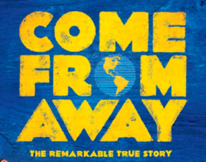 Come From Away Ticket(1)