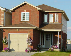 3-bdrm Westridge Home in Orillia...available May 1st