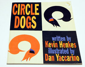 """""""Circle Dogs""""  ©1998  Kevin Henkes ~ DACHSHUNDS book"""