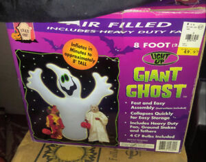 8 ft. Inflatable Ghost