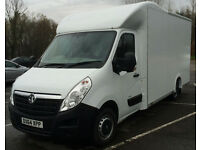 Reliable Removals Delivery and Collection Courier Service Man with a Van