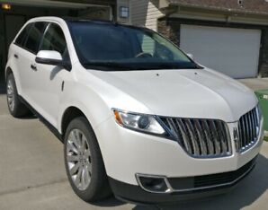 2013 Lincoln MKX, AWD