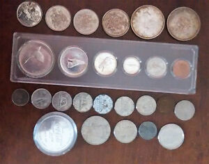 Small coin collection