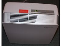 As new: Used for 7 days. electriq, desiccant dehumidifier. Efficient machine, with user instructions