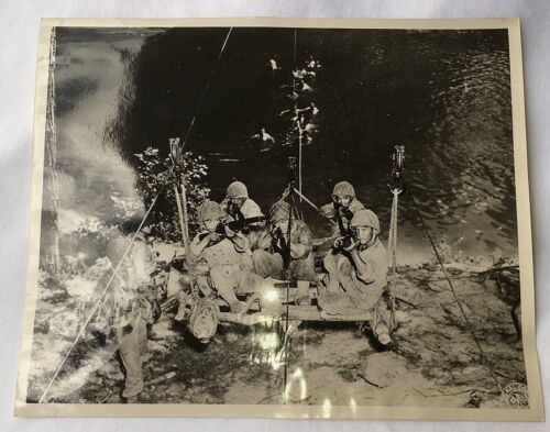 1943 WWII 442nd RCT original photo CAMP SHELBY photograph Hawaii 100th Battalion