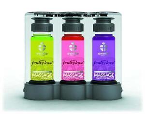 Fruity Love Massage Massage Öl Geschenkset SRW