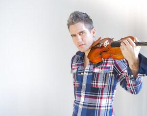 violoniste et/ou ensemble à cordes pour votre mariage!