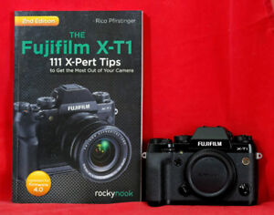 Fuji XT1  Body w Bag, 2 Batteries, 32gb SD Card