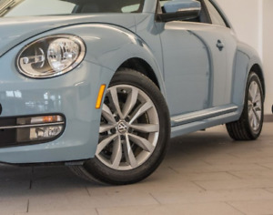 BEAUTIFUL BABY BLUE BEETLE - 2014 Volkswagen Beetle Coupe 2.0TDI