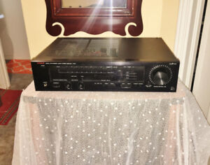 Luxman 33 WPC Digital Synthesized Stereo RecieverR-104