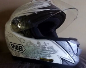 """SHOEI Full face Motorcycle Helmet"""