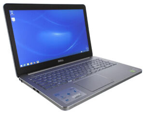 DELL inspiron 15 7537 touch screen laptop