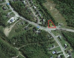Saint John West near Spruce Lake - Serviced Building Lot
