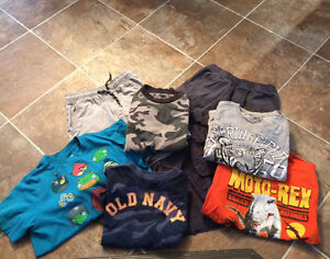 Boys size 6-7 summer lot- REDUCED
